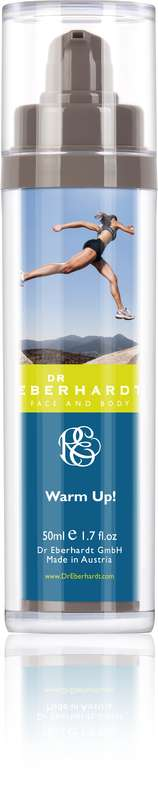 Dr Eberhardt Warm up! Gel 50ml