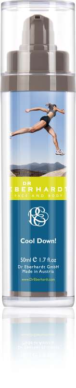 Dr Eberhardt Cool down! Gel 50ml